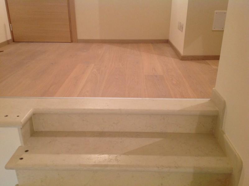 Brenpav pavimenti rivestimenti parquet mosaico - Profilo rivestimento bagno ...