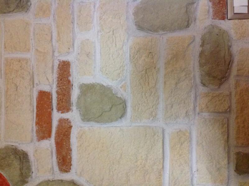 Casa privata Brendola (Vi) Rivestimento in pietra ricostruita